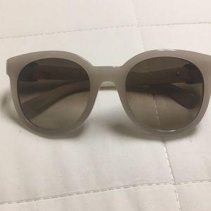 ferragamo nude sunglasses